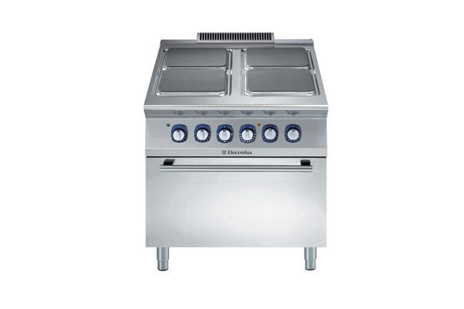 Electric Hot Plate Range