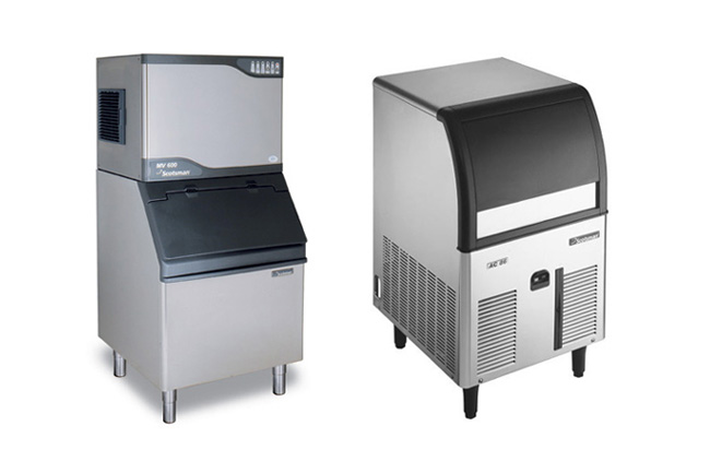 Ice Maker & Flaker