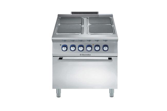 Electric Hot Plate Range