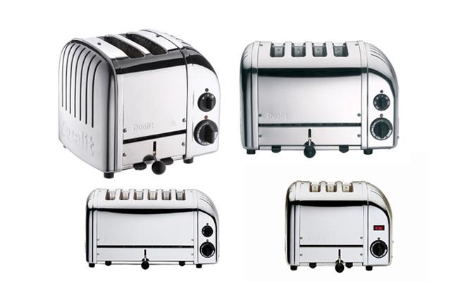 Classic Bread Toaster